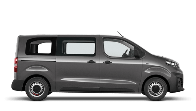 Vauxhall Vivaro Life Edition Offer