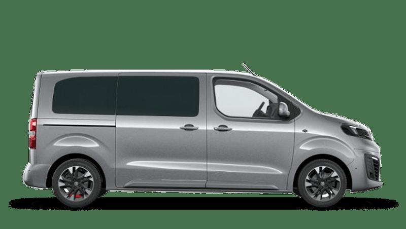 Quartz Grey (Metallic) Vauxhall Vivaro Life