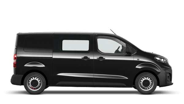 Vauxhall Vivaro New Doublecab Edition