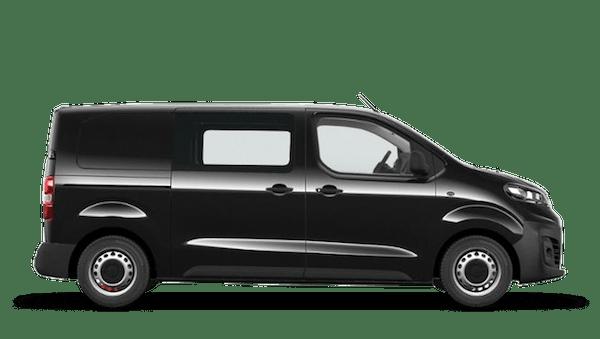 New Vauxhall Vivaro Doublecab Edition
