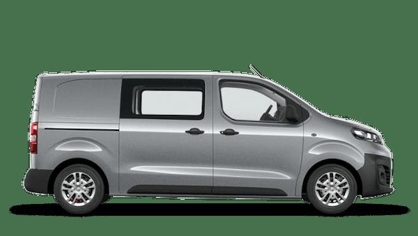 New Vauxhall Vivaro Doublecab Sportive