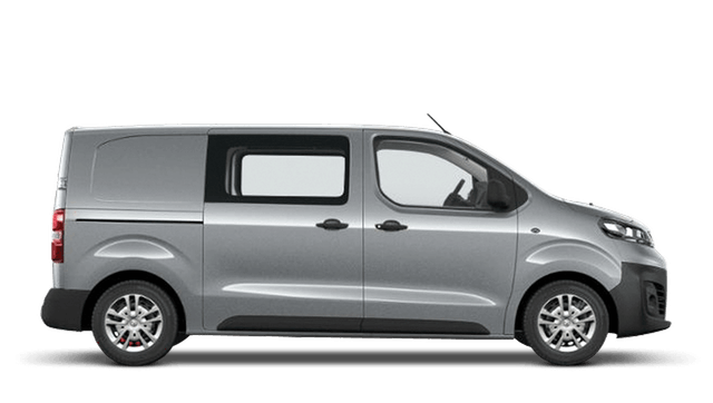 All New Vivaro Sportive Doublecab Contract Hire Offer