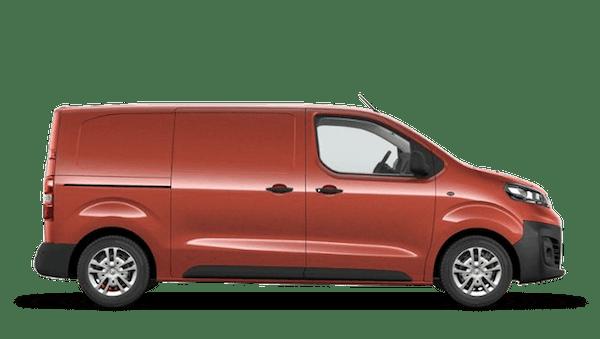 New Vauxhall Vivaro Panel Van Dynamic