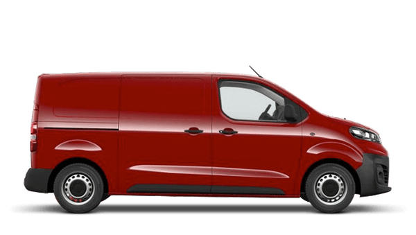 Vauxhall Vivaro New Panel Van Edition