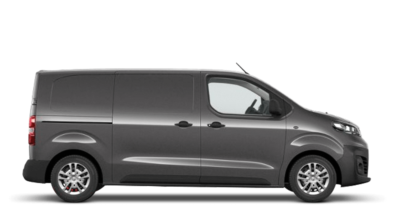 Moonstone Grey (Metallic) New Vauxhall Vivaro