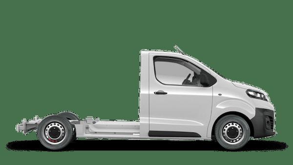 New Vauxhall Vivaro Platform Cab Edition