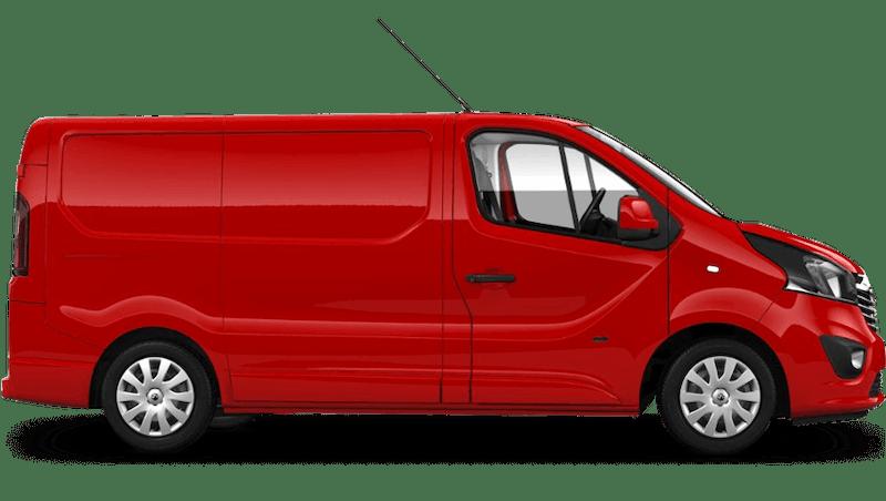 Vauxhall Vivaro Panel Sportive