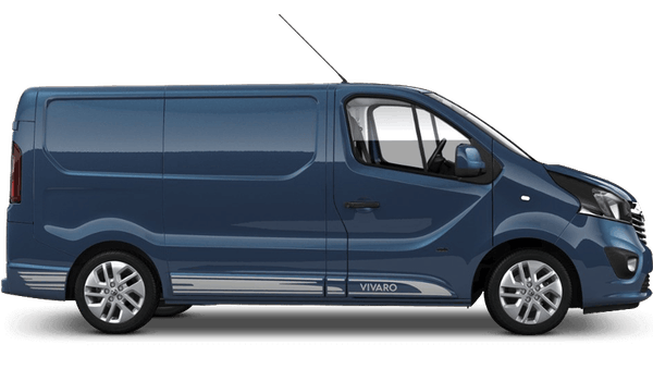 Vauxhall Vivaro Panel Limited Edition Nav