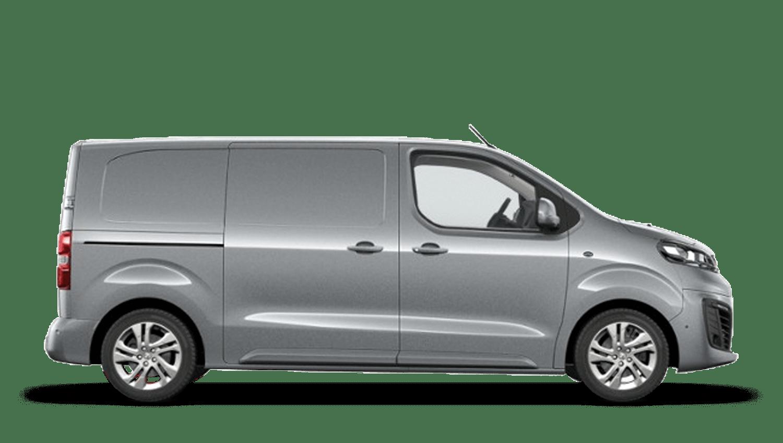 Quartz Grey (Metallic) Vauxhall Vivaro