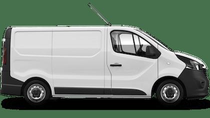 Vauxhall Vivaro Panel
