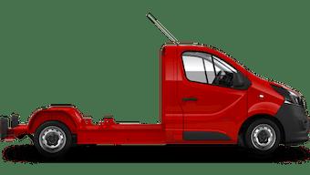 Vivaro Platform Cab