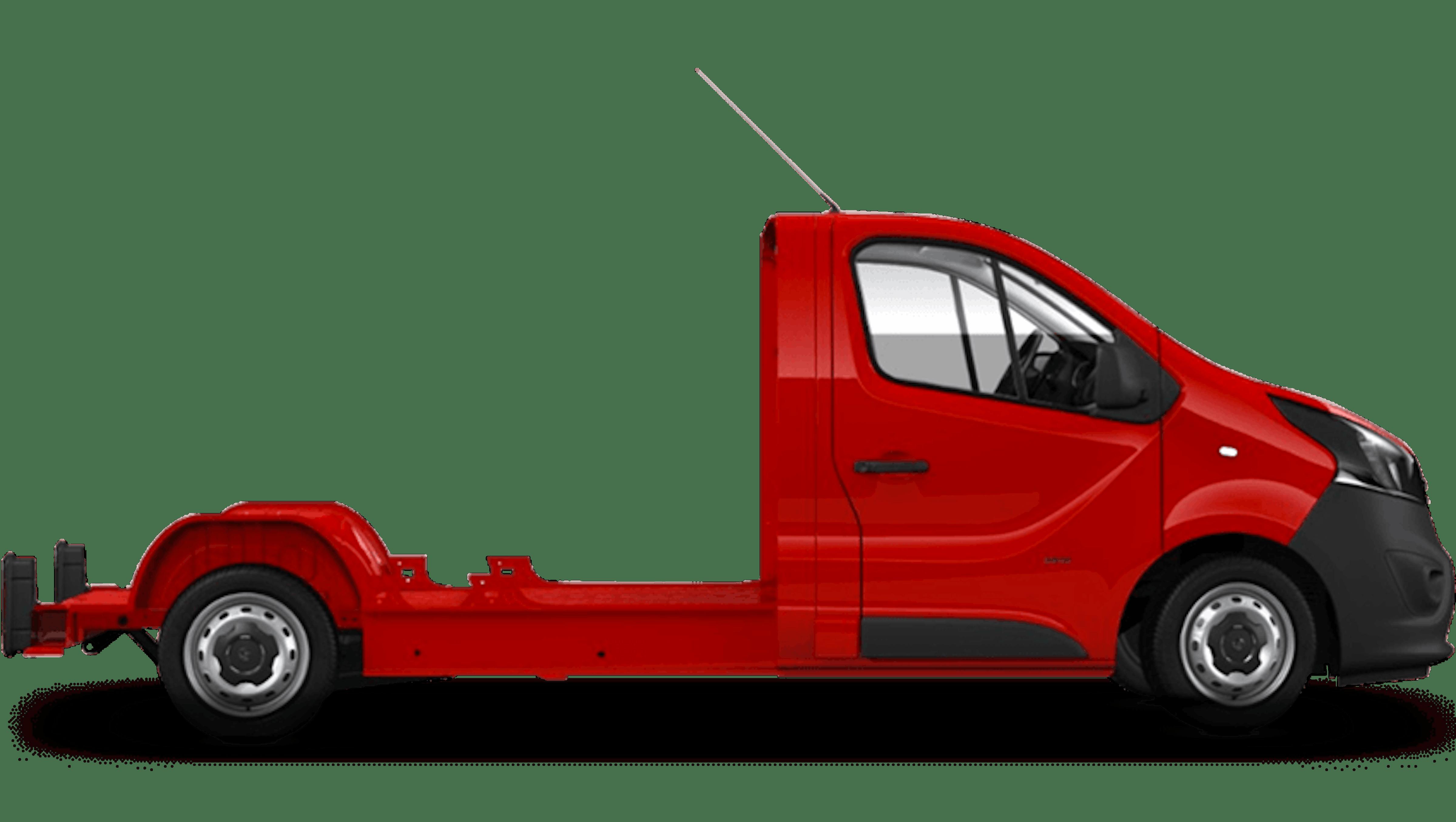 Vauxhall Vivaro Platform Cab