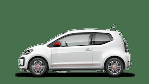 Volkswagen Up up beats