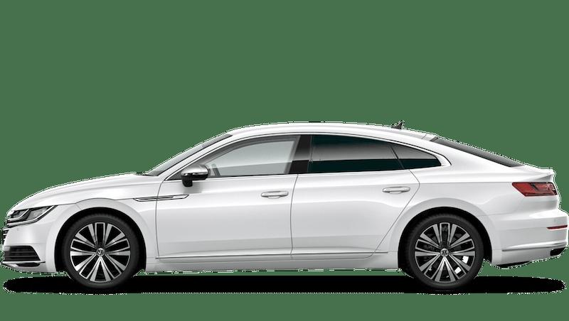 Oryx White Pearl (Signature Metallic / Pearl) Volkswagen Arteon