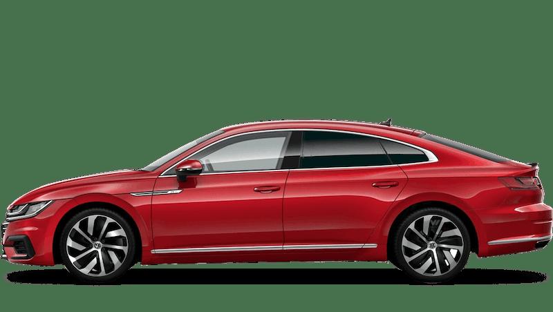 Chilli Red (Metallic / Pearl) Volkswagen Arteon