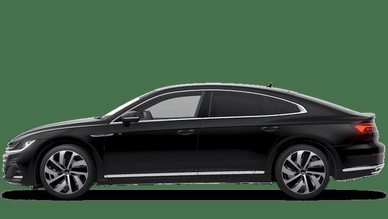 Deep Black Pearl (Signature Metallic / Pearl) Volkswagen Arteon