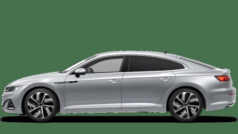 Pyrite Silver (Metallic / Pearl) Volkswagen Arteon