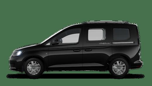 The New Volkswagen Caddy California Brochure