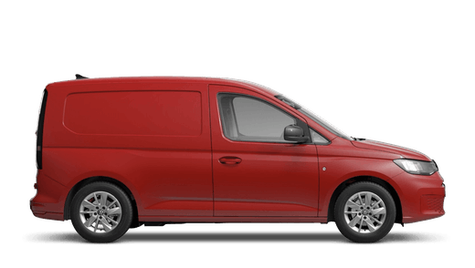 The New Volkswagen Caddy Cargo Brochure