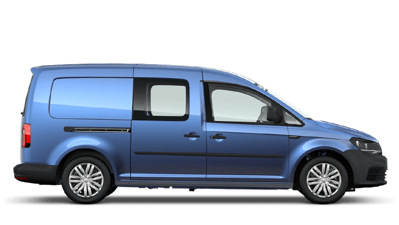 Acapulco Blue (Metallic) Volkswagen Caddy Kombi