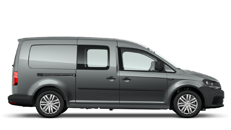 Indium Grey (Metallic) Volkswagen Caddy Kombi