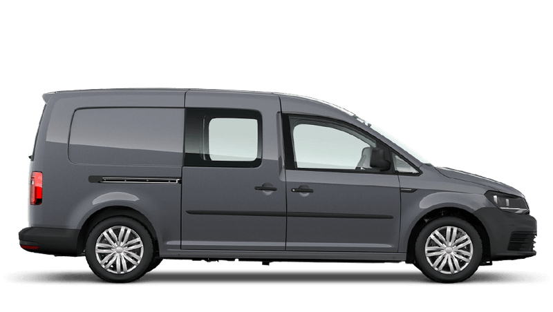 Pure Grey (Solid) Volkswagen Caddy Kombi