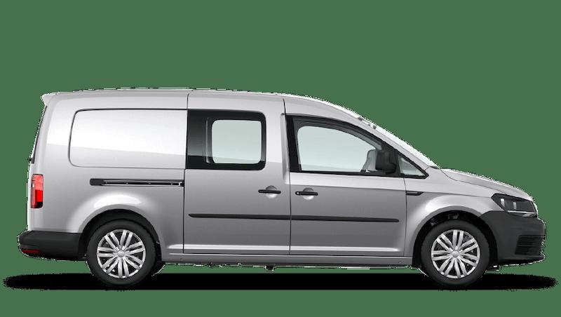 Reflex Silver (Metallic) Volkswagen Caddy Kombi