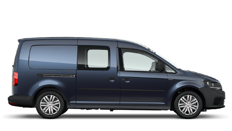 Starlight Blue (Metallic) Volkswagen Caddy Kombi