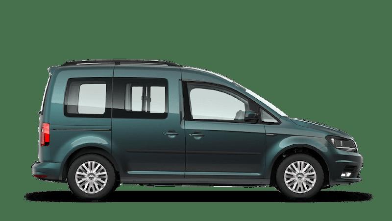 Bamboo Garden Green (Metallic) Volkswagen Caddy Life