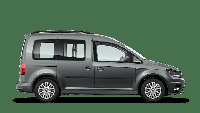 Indium Grey (Metallic) Volkswagen Caddy Life