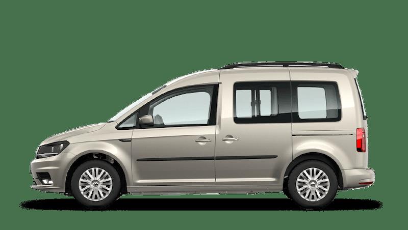 Mojave Beige (Metallic) Volkswagen Caddy Life