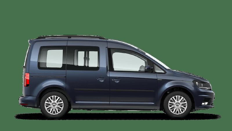 Starlight Blue (Metallic) Volkswagen Caddy Life