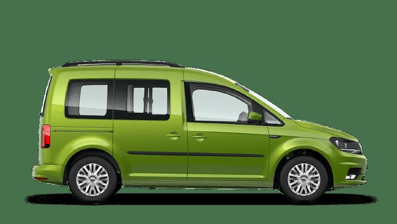 Viper Green (Metallic) Volkswagen Caddy Life