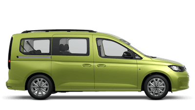 The New Volkswagen Caddy Life Maxi