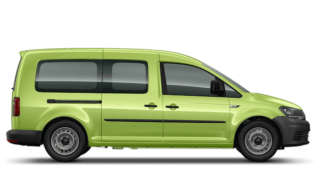 Volkswagen Caddy Window van