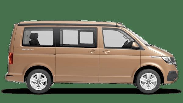 Volkswagen California 61 Beach Tour