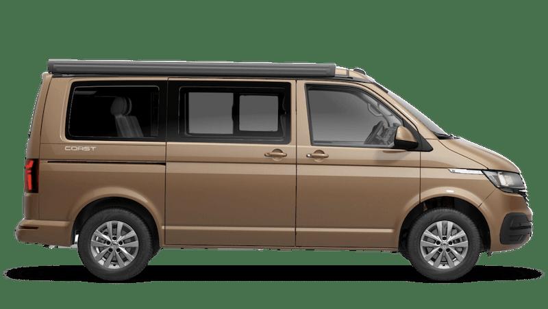 Copper Bronze (Metallic) Volkswagen California 6.1