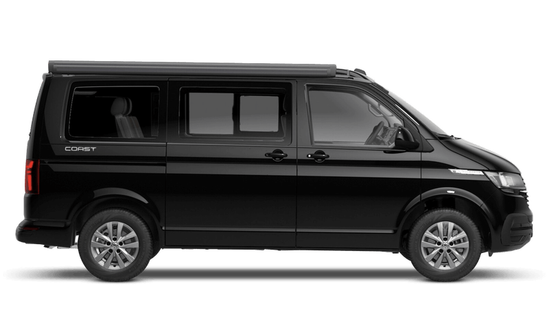 Deep Black (Pearl) Volkswagen California 6.1