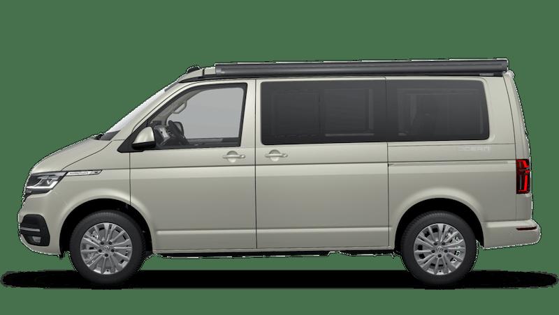 Ascot Grey (Solid) Volkswagen California 6.1