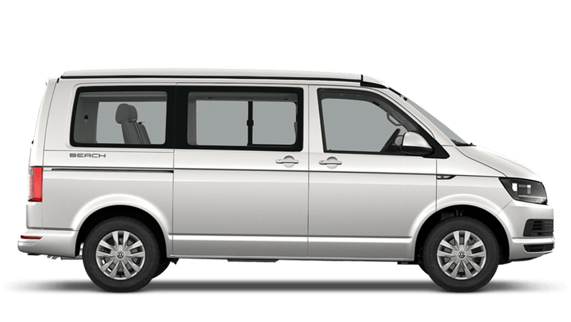 Candy White (Solid) Volkswagen California