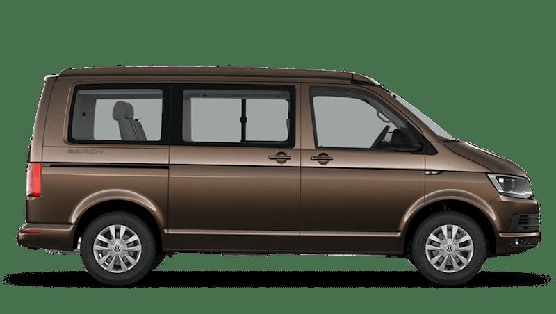 Chestnut Brown (Metallic) Volkswagen California