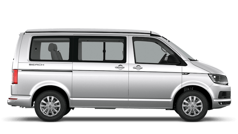 Oryx White Mother of Pearl (Pearl) Volkswagen California