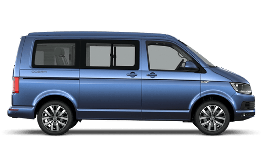 Volkswagen California Brochure