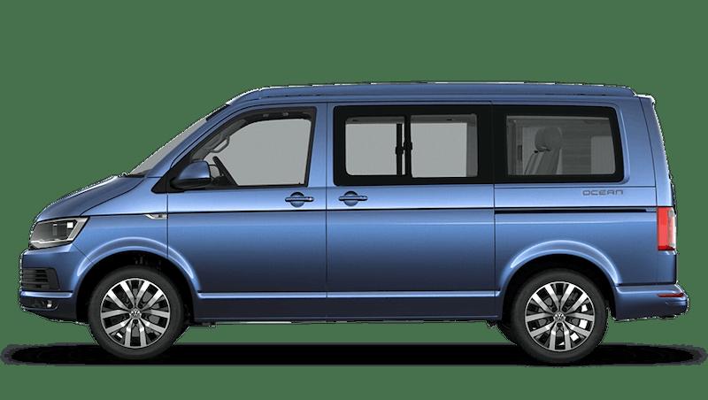 Acapulco Blue (Metallic) Volkswagen California