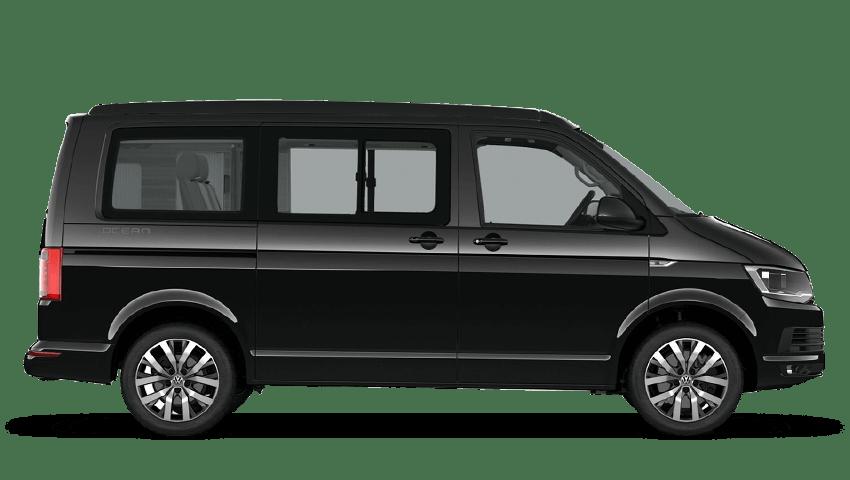Deep Black Pearl (Pearl) Volkswagen California