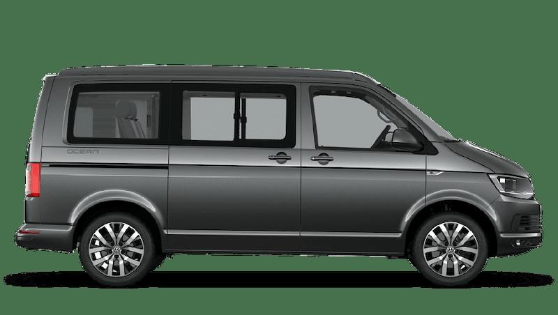 Indium Grey (Metallic) Volkswagen California