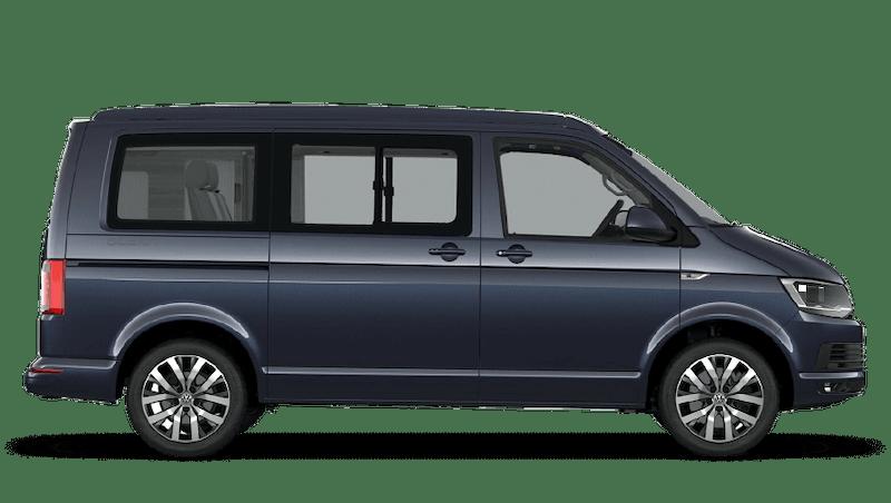 Starlight Blue (Metallic) Volkswagen California