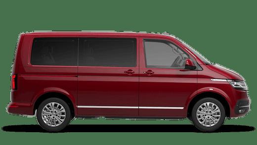 Volkswagen Caravelle 6.1 Brochure