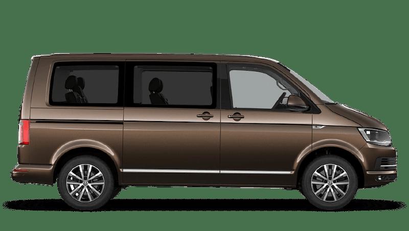 Chestnut Brown (Metallic) Volkswagen Caravelle