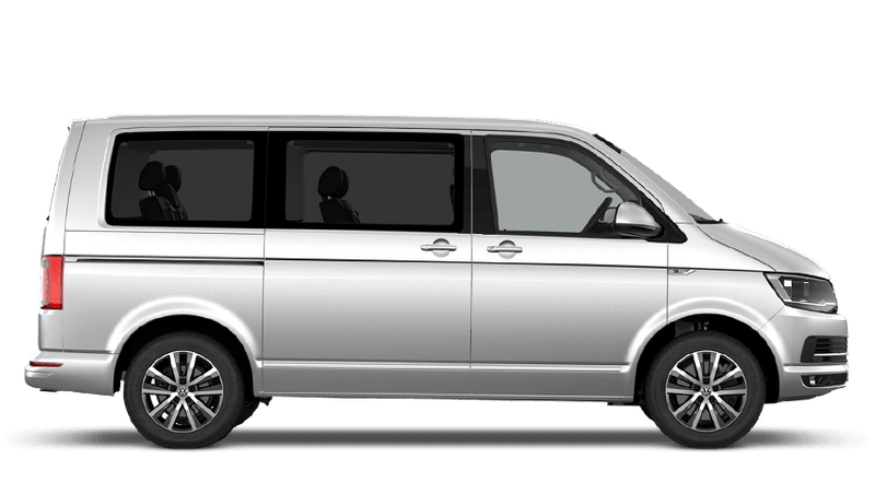 Oryx White Mother of Pearl (Pearl) Volkswagen Caravelle